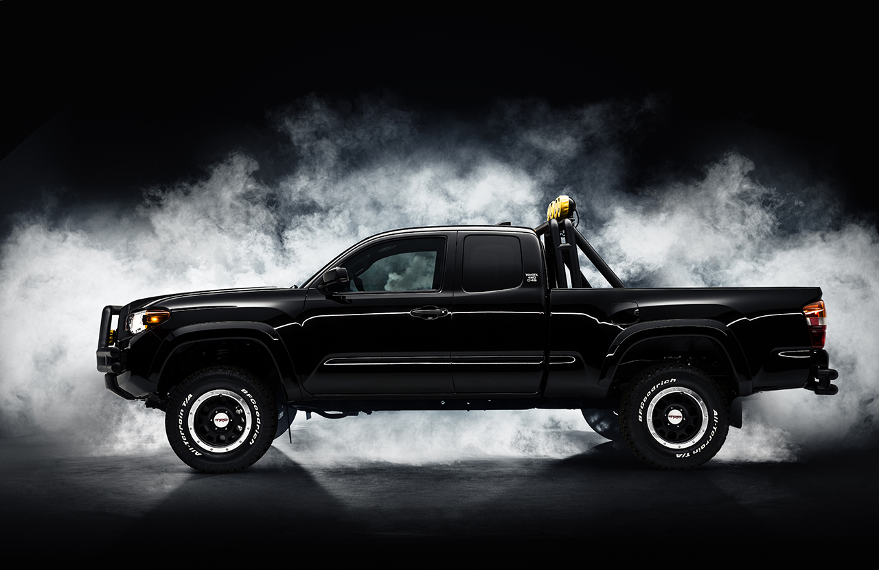 2016 toyota tacoma back to the future 2 egmcartech. Black Bedroom Furniture Sets. Home Design Ideas