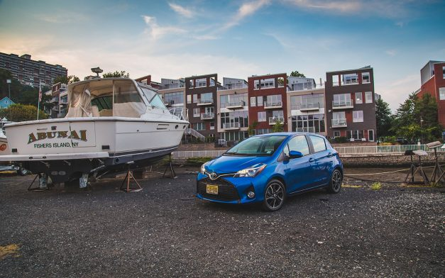 Review: The 2016 Toyota Yaris SE with a five-speed manual proves going back to basics doesn't suck