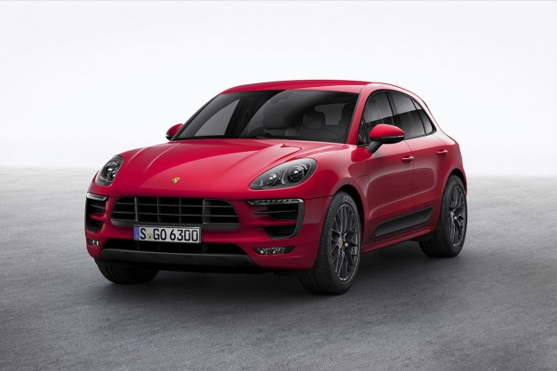The Porsche Macan GTS goes official with more power and style