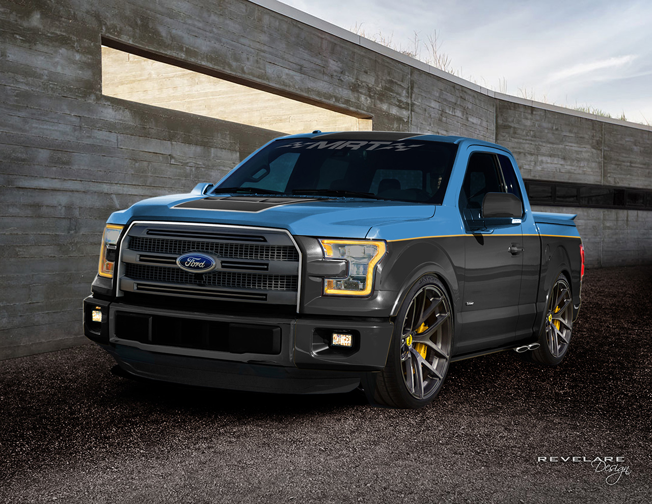 Ford F-150 TKO by MRT