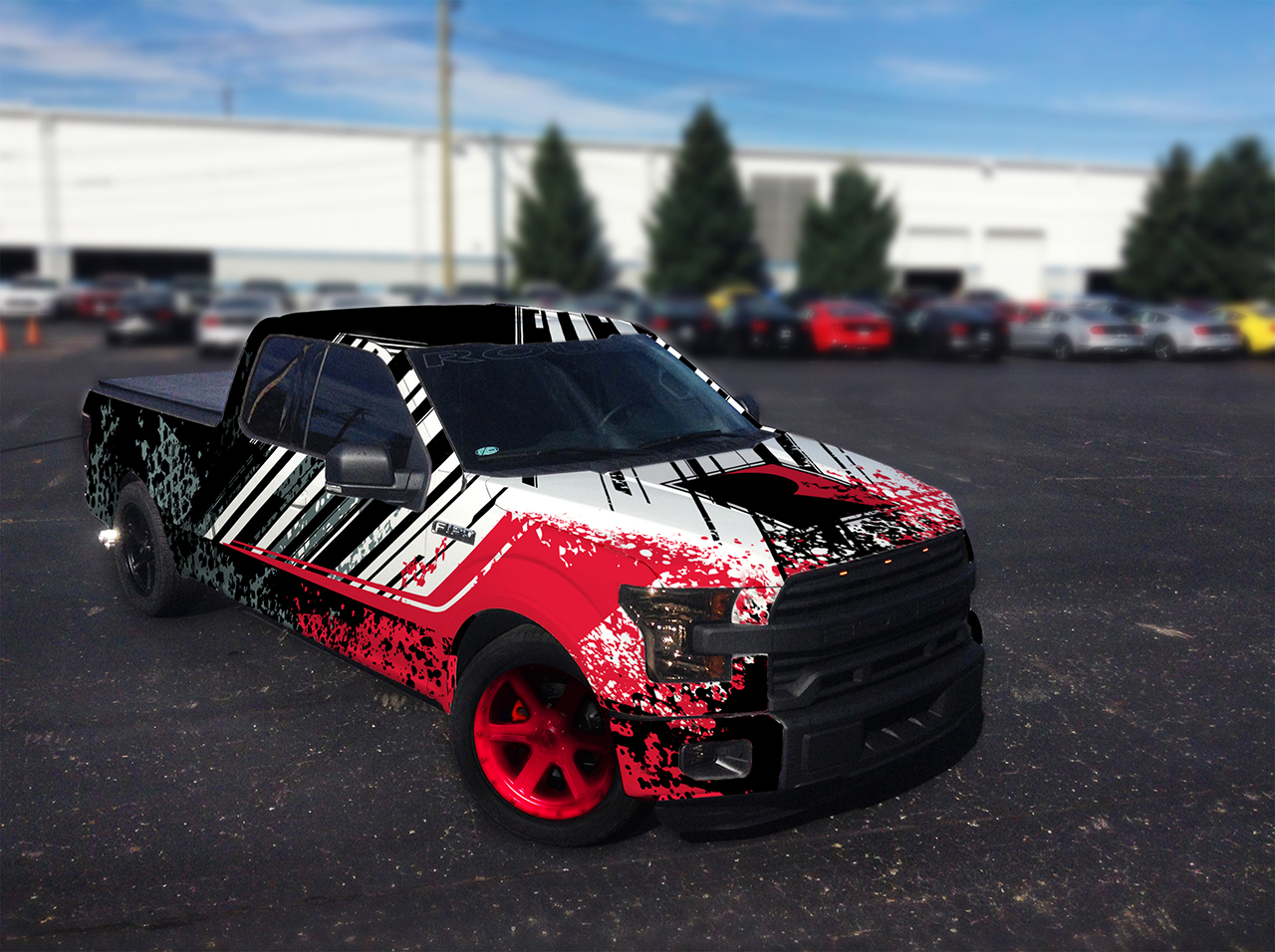 ROUSH Performance F-150 XLT Supercrew