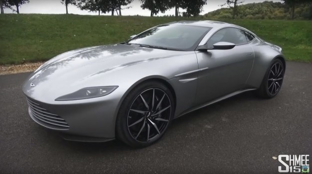 Video: Watch the Aston Martin DB10 get detailed inside and out