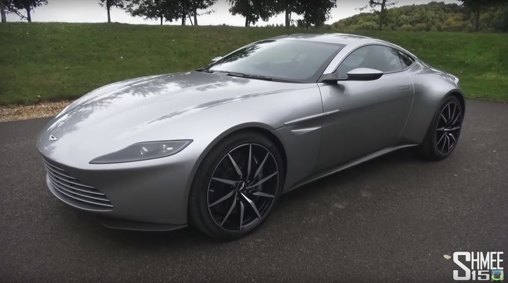 video watch the aston martin db10 get detailed inside and out egmcartech. Black Bedroom Furniture Sets. Home Design Ideas