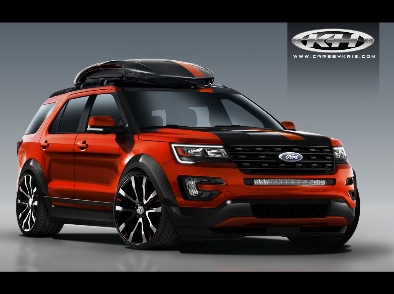 wanderlust ford explorer sport by cars by kris 2015 sema egmcartech. Black Bedroom Furniture Sets. Home Design Ideas