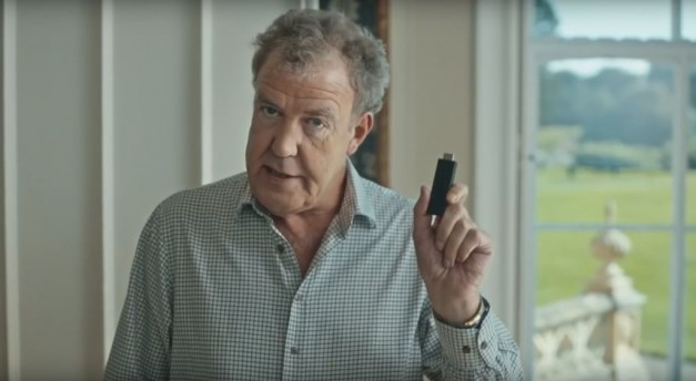 Video: Watch Jeremy Clarkson take a jab at the BBC in ad for new Amazon Fire TV stick