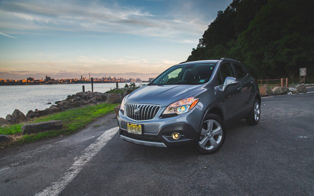 Review: I spent three weeks with a 2015 Buick Encore and didn't totally hate it