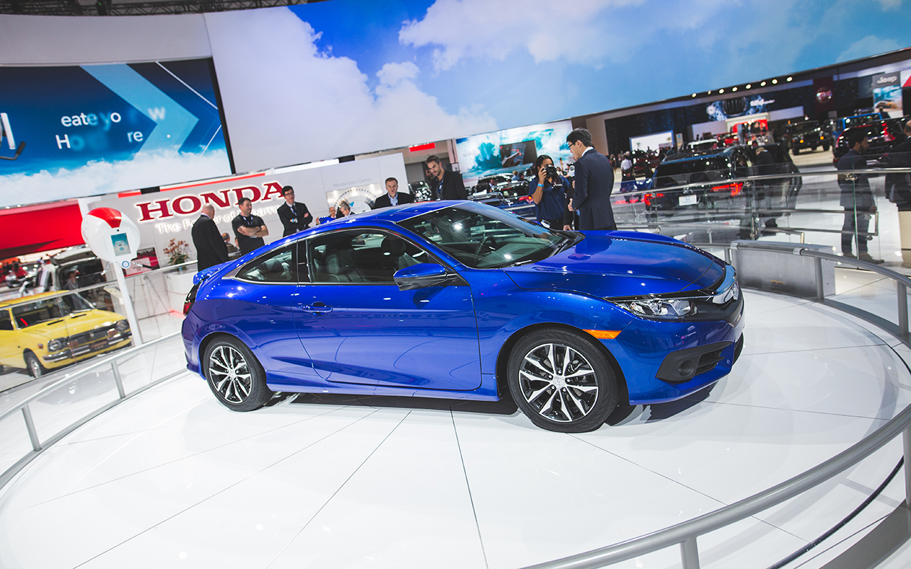 2015 LA - 2015 Honda Civic Coupe
