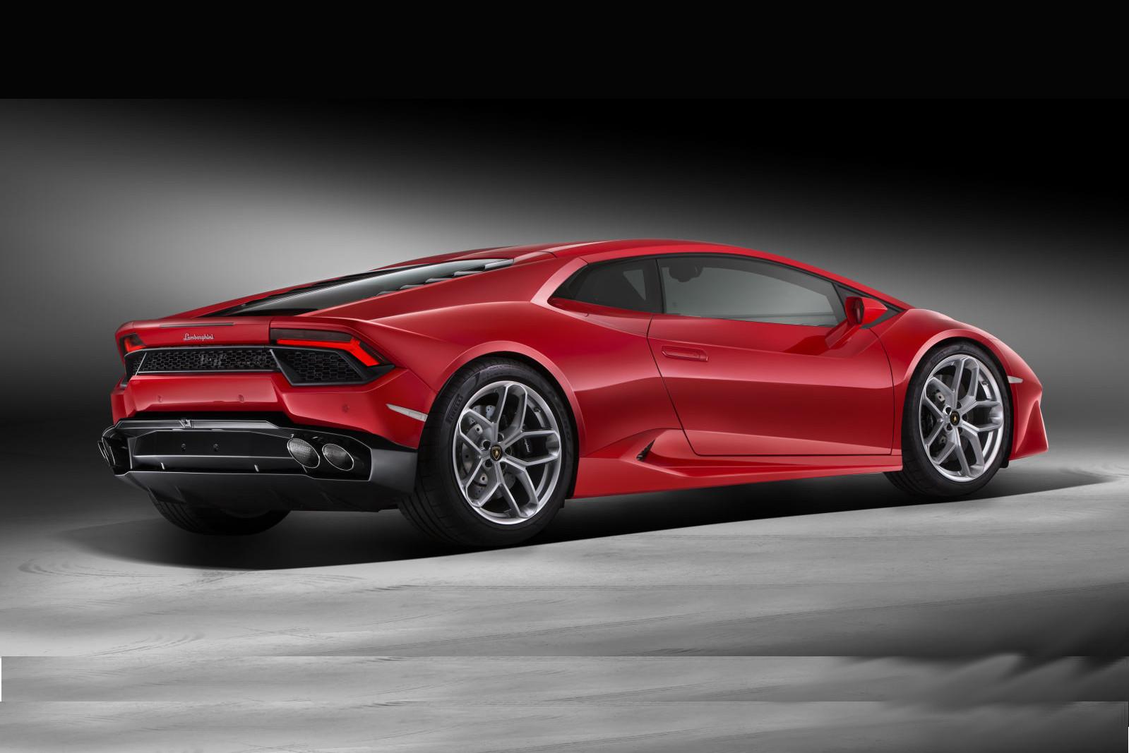 2015 LA - 2016 Lamborghini LP 580-2