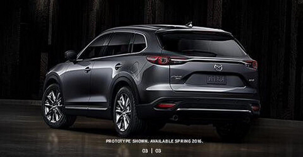 2015 la 2016 mazda cx 9 leak 4 egmcartech. Black Bedroom Furniture Sets. Home Design Ideas