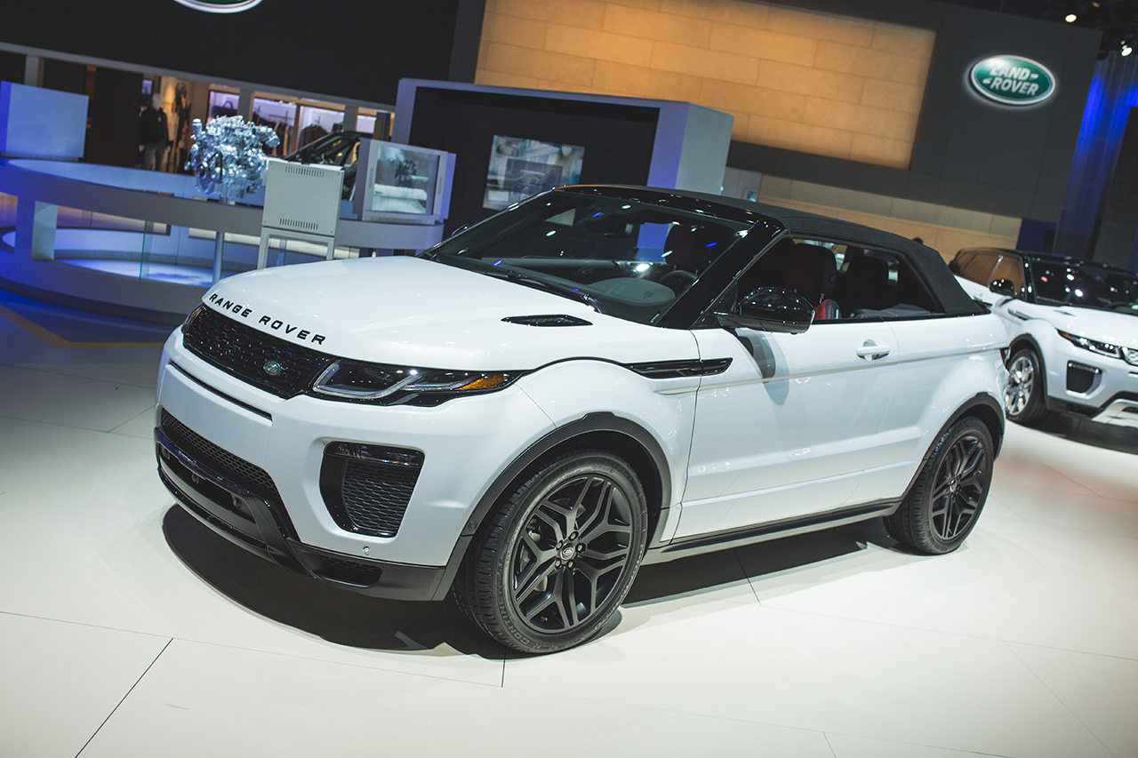 2015 la 2016 range rover evoque convertible egmcartech. Black Bedroom Furniture Sets. Home Design Ideas