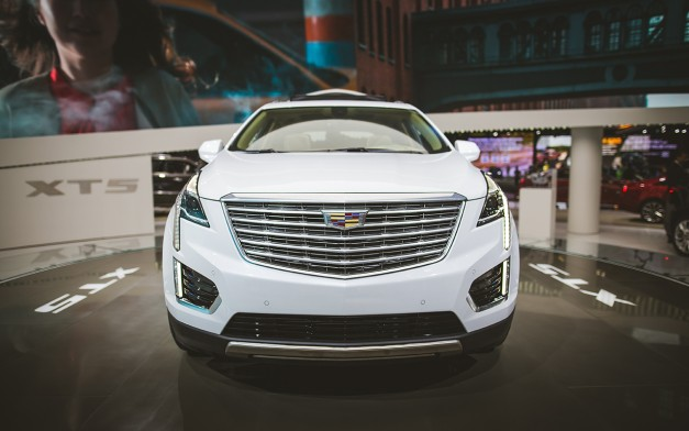 Report: Cadillac is indeed working on a larger, three-row crossover