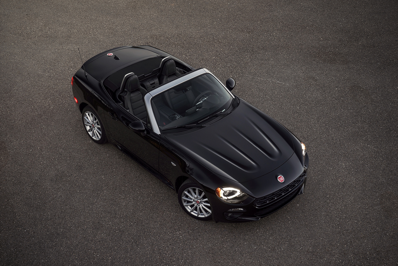 2015 la 2017 fiat 124 spider 21 egmcartech. Black Bedroom Furniture Sets. Home Design Ideas