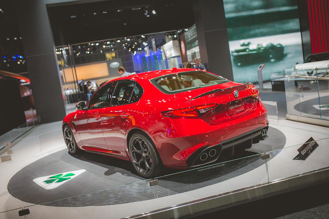 Alfa Romeo Giulia Quadrifoglio - egmCarTech - egmCarTech2015 LA - Alfa ...