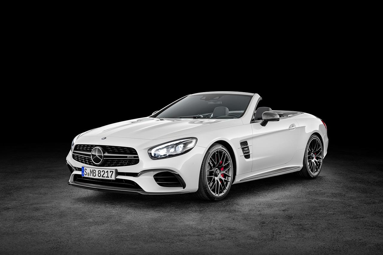 2015 la auto show 2017 mercedes benz sl egmcartech for 2017 mercedes benz sl550
