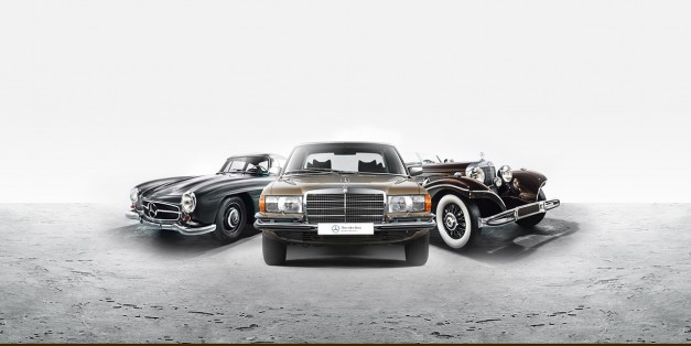 Mercedes-Benz Museum officially announces to begin selling classic models directly