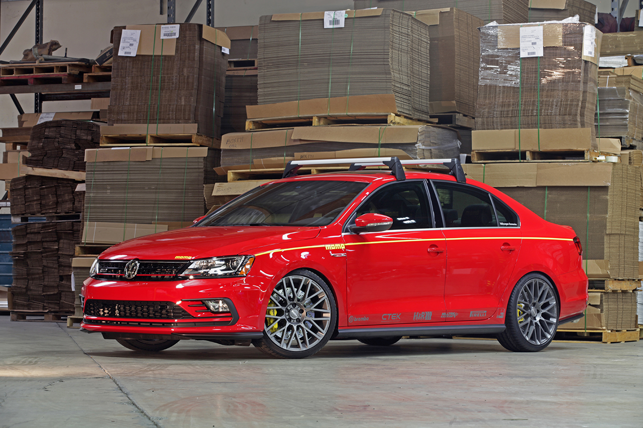 2015 sema 2016 volkswagen jetta gli momo edition 1 egmcartech. Black Bedroom Furniture Sets. Home Design Ideas