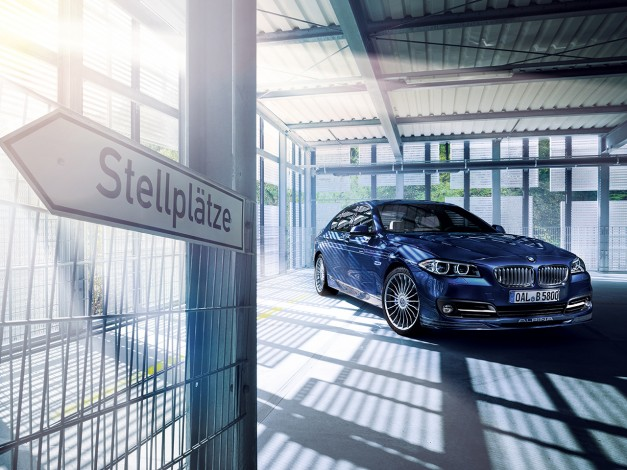 The 2016 BMW Alpina B5 Biturbo comes just in time for the holiday gift season