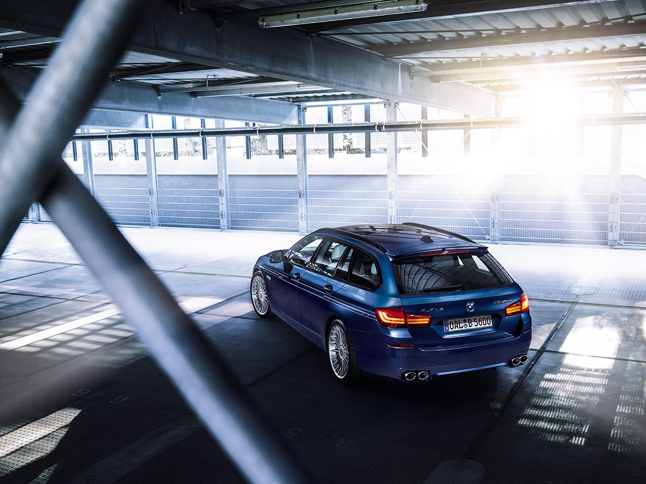 2016 BMW Alpina B5 Biturbo 3  egmCarTech  egmCarTech