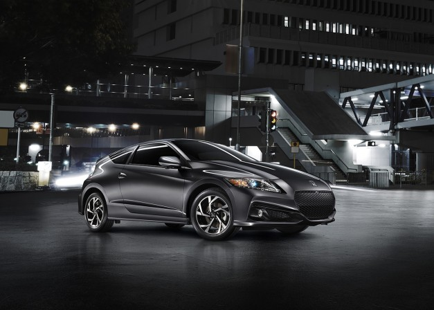 The 2016 Honda CR-Z gets updated and carries on into the 2016 model year
