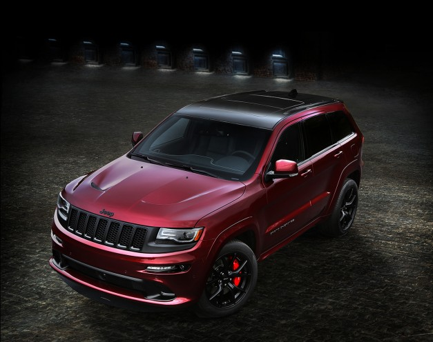 2015 LA Auto Show Preview: The Jeep Wrangler and Jeep Grand Cherokee SRT get specialized