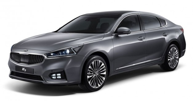 The all-new next-gen Kia Cadenza–this is it