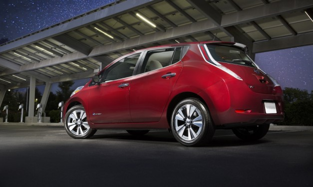 The 2016 Nissan LEAF gets updated to buy some time before the next-gen model