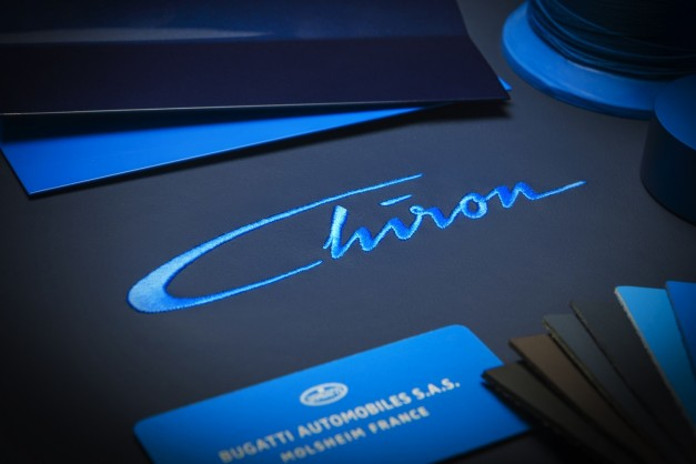 Bugatti confirms name of Veyron successor to really be Chiron, to be revealed in Geneva in 2016
