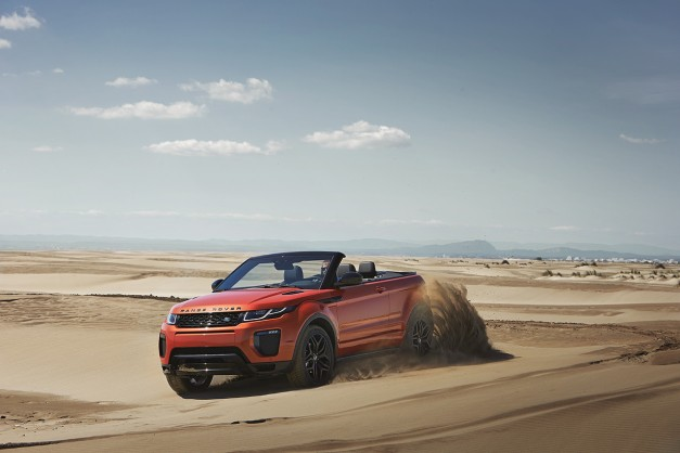 2015 LA Preview: Jaguar-Land Rover will showcase three new models at the Staples Center