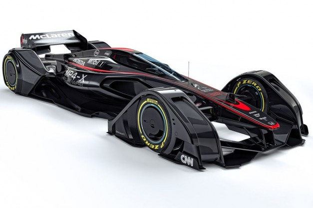 McLaren offers its own vision for F1's future, Red Bull reacts