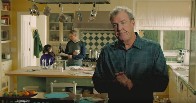 Video: Watch Jeremy Clarkson pitch Amazon Prime's new drone delivery service