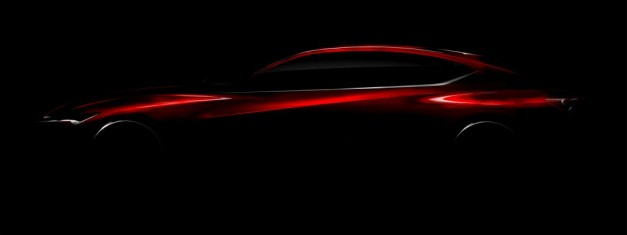 The future of Acura will get previewed at the 2016 Detroit Auto Show next month