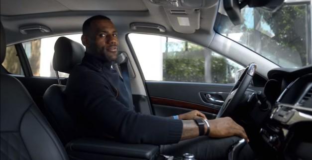 Video: LeBron James swears he uses his 2016 Kia K900 that he gets as a sponsorship