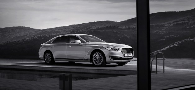 Say hello to the new Genesis G90 by Hyundai, our next Equus essentially