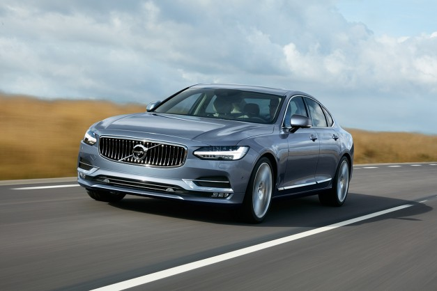 Report: Volvo to sell Chinese-built long-wheelbase S90 in Europe and US