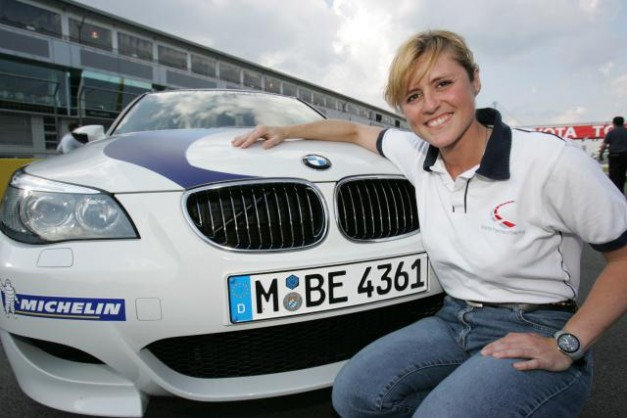 Report: Nurburgring queen Sabine Schmitz, personality Chris Harris to join Chris Evans on Top Gear