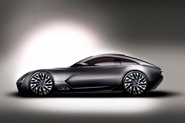 Photo Rendering: TVR teases newest V8 sports car, due in 2017