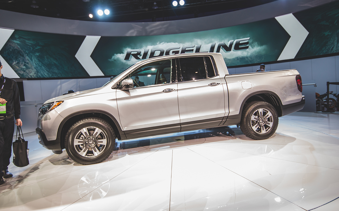 The 2017 Honda Ridgeline Offers Car Like Performance 2017 2017 | 2017 ...