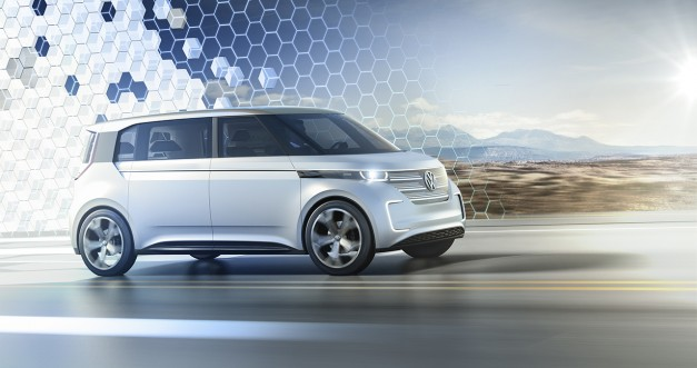 Report: Volkswagen will indeed build the Budd-e Concept, should be here in four years