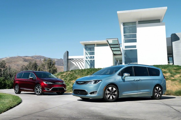 2016 Detroit Preview: The new Chrysler Pacifica is the next Town & Country replacement
