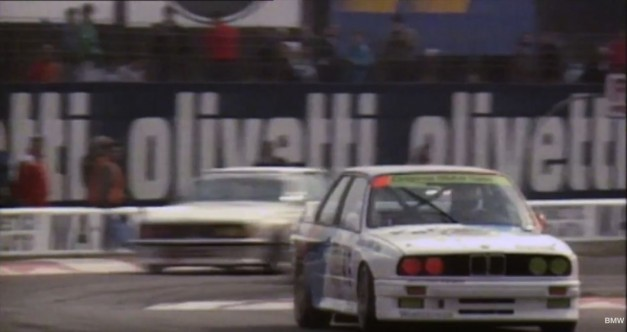 Video: BMW refreshers our memories as to why the E30 M3 is just so awesome