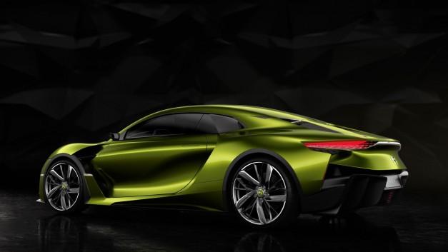 2016 Geneva Preview: Peugeot-Citroen rolls out 400 HP electric GT concept