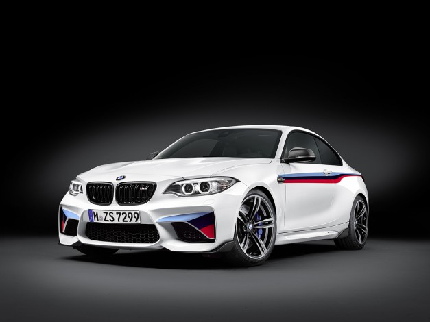 BMW releases new M Performance upgrades for the M2