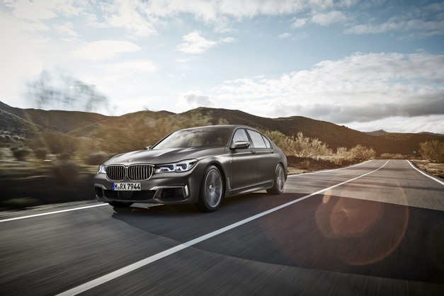 2016 Geneva Preview: Meet the first-ever BMW 7-Series to ever wear an M badge, the new M760i xDrive