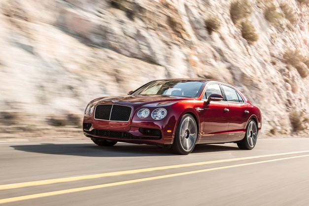 2016 Geneva Preview: The Bentley Flying Spur V8 S is the sportiest Flying Spur ever