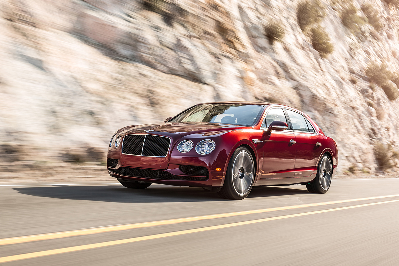 2016 Geneva Preview - 2017 Bentley Flying Spur V8 S
