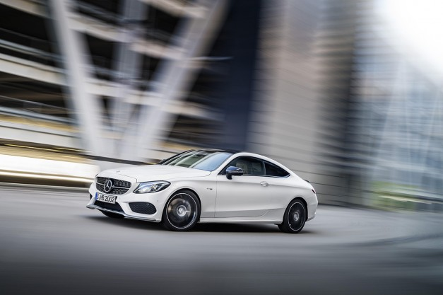 2016 Geneva Preview: The 2017 Mercedes-AMG C43 Coupe – it's here as a more affordable variant to the C63