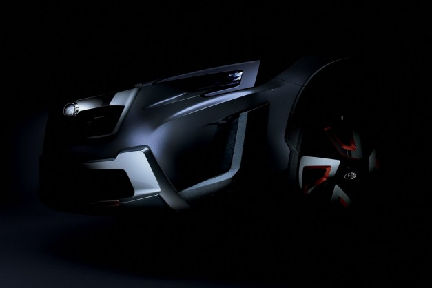 2016 Geneva Preview: Some new Subaru XV Concept gets teased ahead of its March reveal