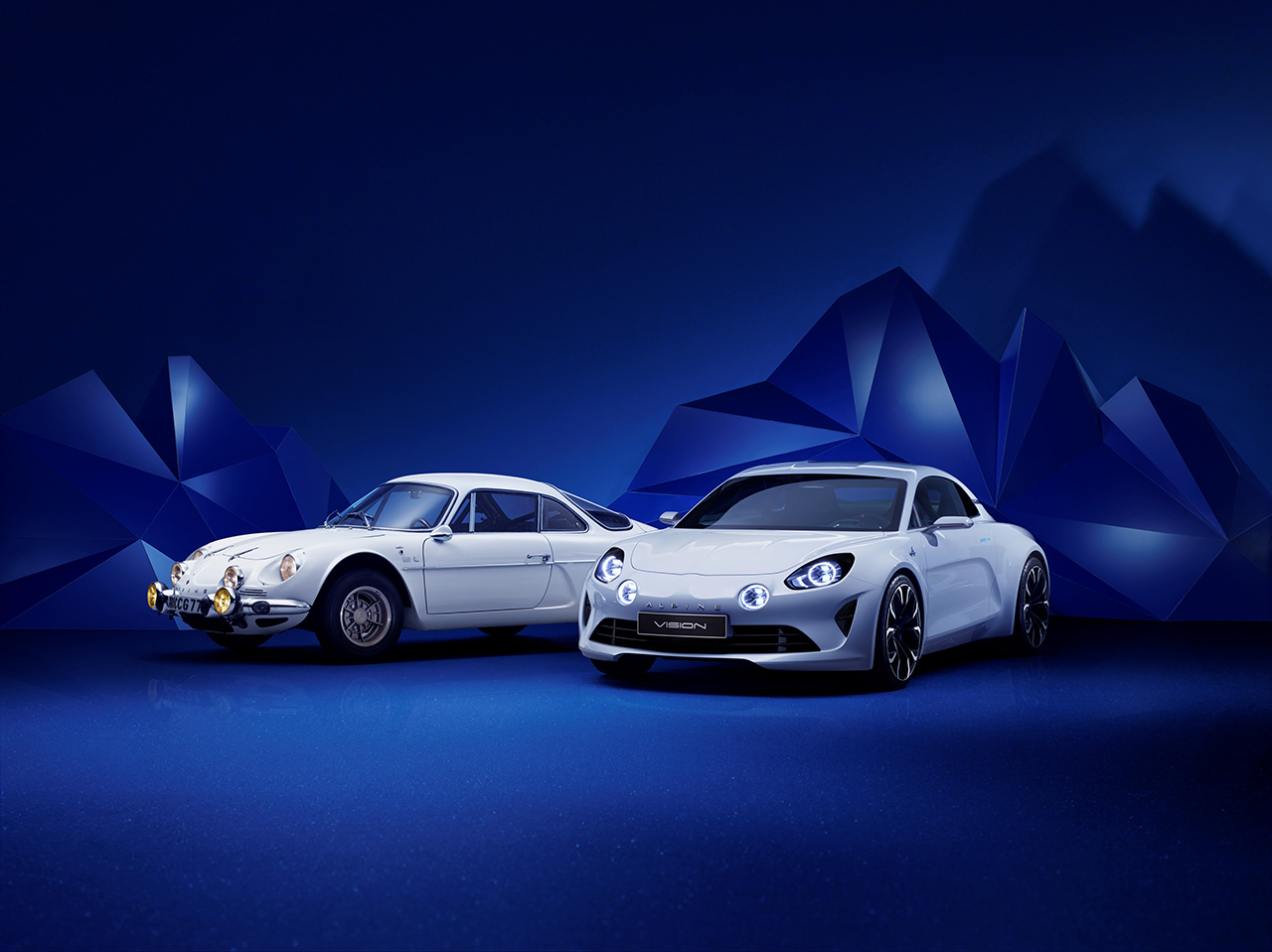 2016 Renault Alpine Vision Concept