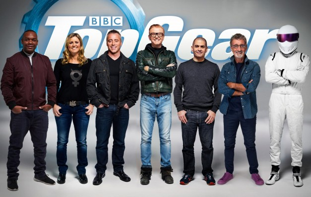 Report: Top Gear's new host Chris Evans supposedly rage-quit during the first show's taping