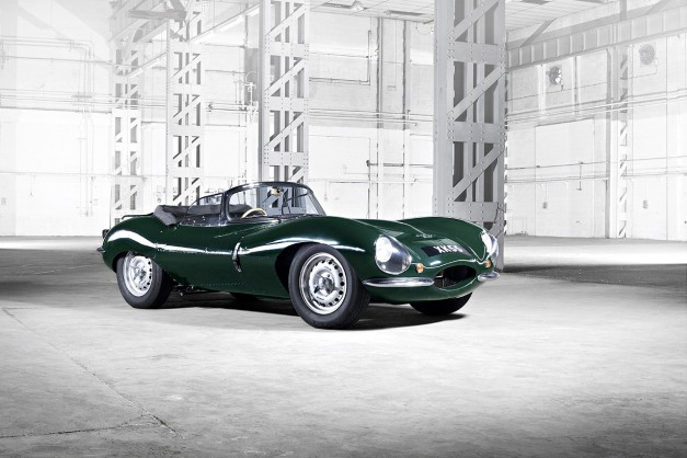 Jaguar will end up making nine XKSS continuation reproductions, at $1.4m per